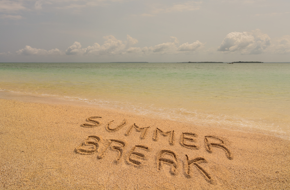 Creating a summer break visitation schedule