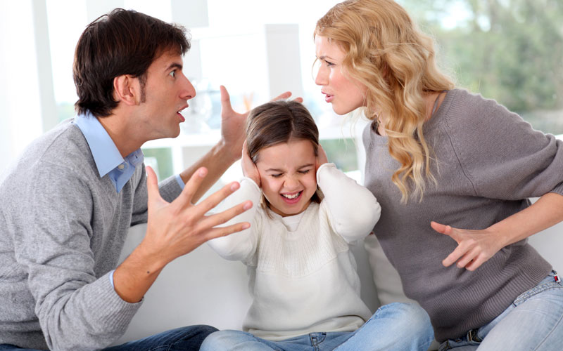 Helping your children find stability during divorce