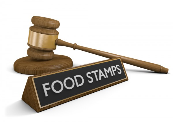 Divorce and food stamps